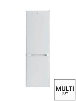 hoover-hsc185we-60cm-fridge-freezer-white