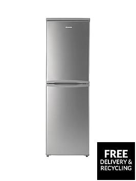 hoover-hvbs5162ak-55cm-fridge-freezer-silver