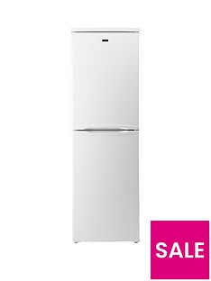Candy CCBF5172WK 55cm Frost Free Fridge Freezer - White