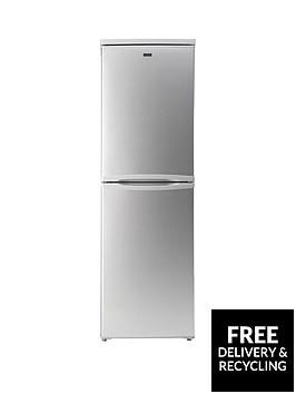 candy-ccbf5172ak-55-cm-frost-free-fridge-freezer-silver