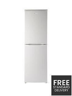 Hoover HVBS5162WK 55cm Fridge Freezer - White