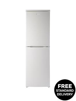 hoover-hvbs5162wk-55cm-fridge-freezer-white