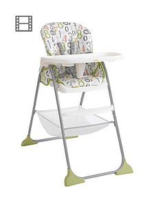 Joie Mimzy Snacker Highchair - 123