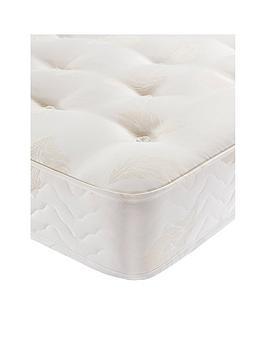 Airsprung Rebound Cotton Natural Tufted Mattress - Medium