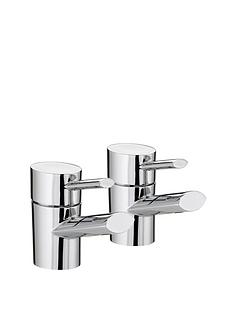 bristan-oval-bath-taps-chrome