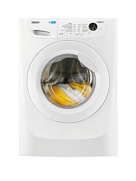 Zanussi Zwf71463W 7Kg Load, 1400 Spin Washing Machine - White Review thumbnail