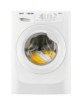 Zanussi Zwf81460W 8Kg Load, 1400 Spin Washing Machine - White Review thumbnail