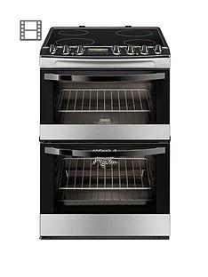 zanussi-zcv68310wa-60cm-ceramic-electric-double-oven-white