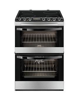 zanussi-zcv68310wa-60cm-ceramic-electric-double-oven-white