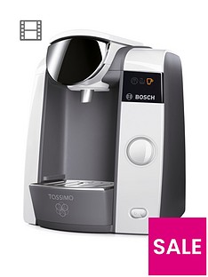 Tassimo TAS4504GB Joy 2 Coffee Maker - White