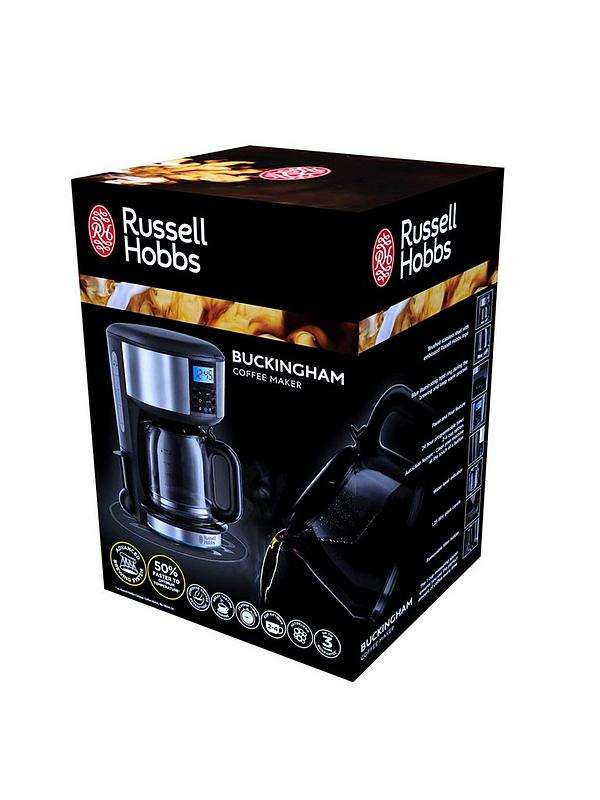 20680 Buckingham Coffee Maker With Free 21yr Extended Guarantee