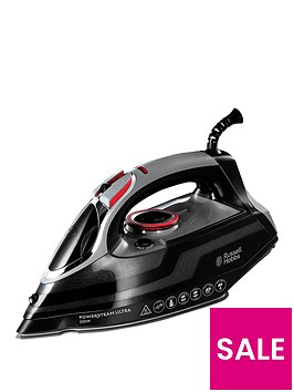 russell-hobbs-20630-powersteam-steam-iron-with-free-21-year-extended-guarantee