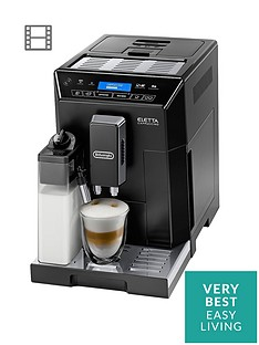 DeLonghi Ecam 44.660.B Eletta Cappucino Bean To Cup Coffee Maker