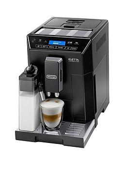 Delonghi Ecam 44.660.B Eletta Cappucino Bean To Cup Coffee Maker Best Price, Cheapest Prices