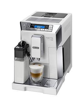 Delonghi Ecam 45.760.W Eletta Bean To Cup – Flat White