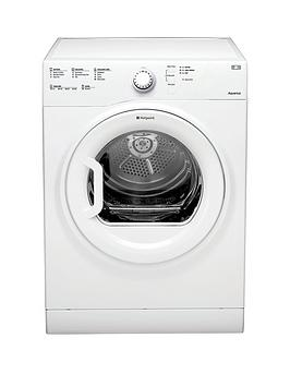 hotpoint-aquarius-tvfs73bgp-7kg-load-vented-sensor-dryer-white