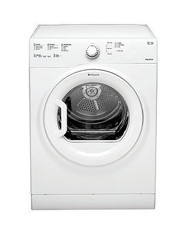 hotpoint-aquarius-tvfs73bgp-7kg-load-vented-dryer-white