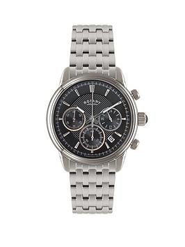 rotary-monaco-black-dial-chronograph-stainless-steel-mens-watch