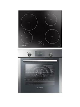 hoover-hoc709x6x-amp-hvd604c-multi-function-single-fan-oven-with-touch-control-led-display-and-60cm-ceramic-hob