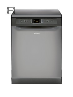 Hotpoint Extra FDFEX11011G 13-Place Dishwasher - Graphite