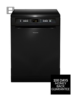 hotpoint-fdfex11011knbspfull-size-13-place-dishwashernbspwith-quick-wash-black