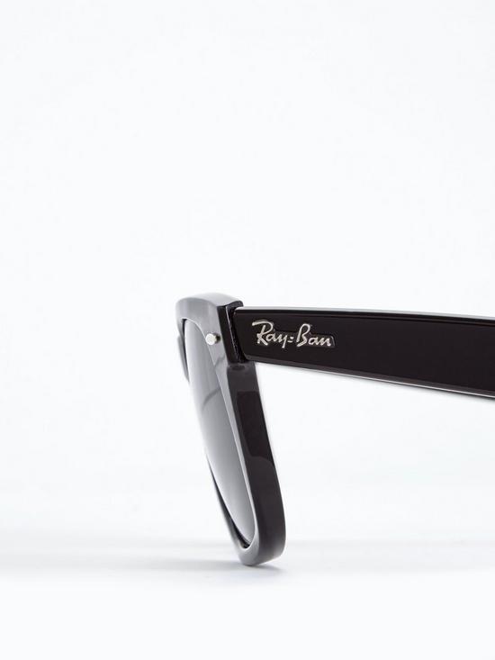 dd3c2ff7931a Ray-Ban ORB2140 Wayfarer Sunglasses | very.co.uk