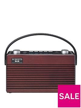 roberts-classic-blutune-dabdabfm-digital-radio-with-bluetooth