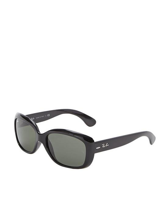 b4a2f22cc1 Ray-Ban Jackie O Sunglasses - Black