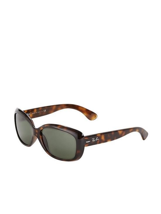Ray-Ban Jackie O Sunglasses - Tortoiseshell   very.co.uk f9a15fbce04e