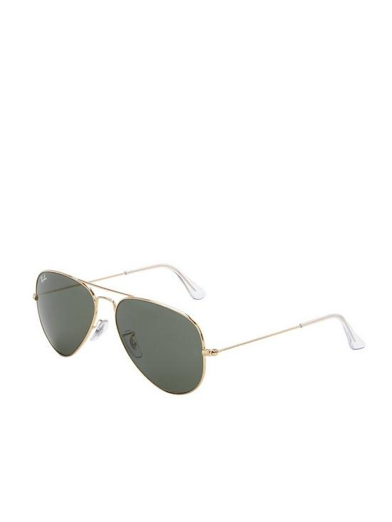 531dd54ec3 Ray-Ban Aviator Sunglasses - Gold