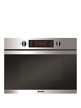 baumatic-bmc450ss-46-cm-high-compact-combination-microwave-oven-stainless-steel