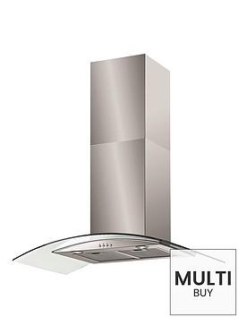 baumatic-bt93gl-90-cm-chimney-cooker-hood-stainless-steel
