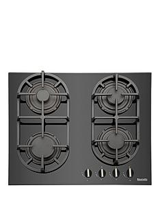 baumatic-bgg60-60-cm-gas-on-glass-hob-black