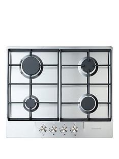 baumatic-bhg620ss-60cm-4-burner-gas-hob-stainless-steel