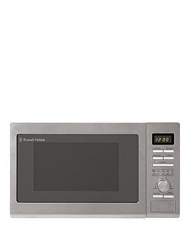 Russell Hobbs RHM3002 Combination Microwave-Stainless Steel