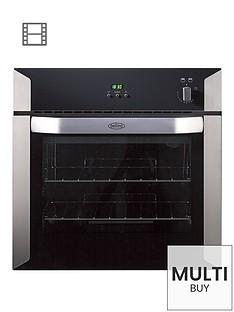belling-bi60g-60cm-built-in-single-gas-oven-stainless-steel