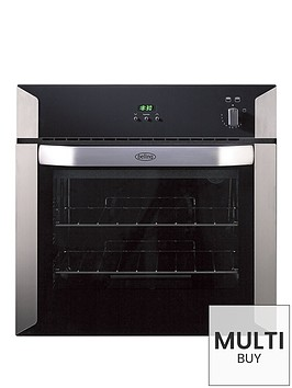 belling-bi60g-60cm-built-in-single-gas-oven-stainless-steel