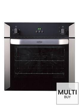 belling-bi60fp-60cm-built-in-single-fan-electric-oven-stainless-steel