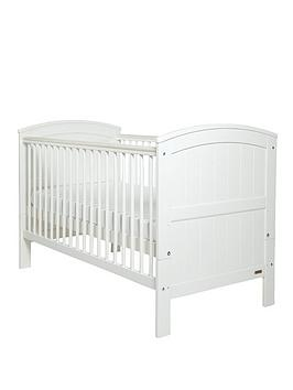 mamas-papas-hayworth-cot-bed--ivory