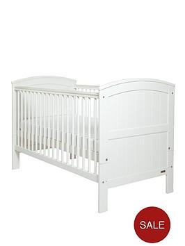 mamas-papas-hayworth-cot-bed--ivory