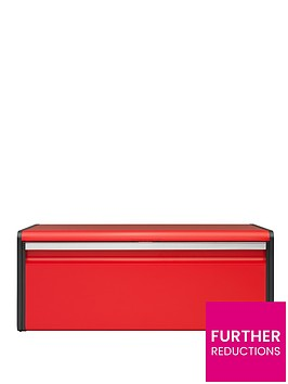 brabantia-fall-front-bread-bin-red