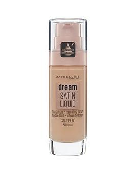 Photo of Maybelline dream satin liquid foundation