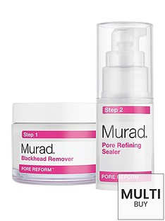 murad-free-gift-blackhead-and-pore-clearing-duonbspamp-free-murad-age-reform-exfoliating-cleanser-200ml