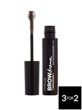 maybelline-master-sleek-brow-gel-medium-brown
