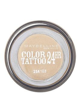 Photo of Maybelline color tattoo 24 hour - 05 eternal gold