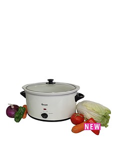 swan-swan-55-litre-slow-cooker-cream