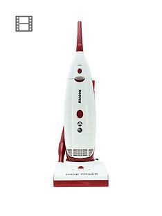 hoover-purepower-pu71-pu01001-bagged-upright-vacuum-cleaner--nbspwhitered