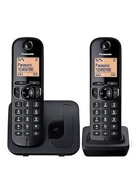 panasonic-tgc-212eb-cordless-telephone-with-nuisance-call-block-twin