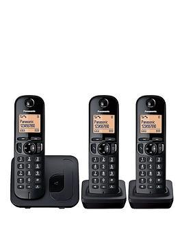 panasonic-kx-tgc213ebnbspcordless-telephone-with-nuisance-call-block-trio