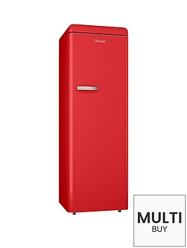 swan-sr11050-60cm-retro-tall-larder-fridge-red